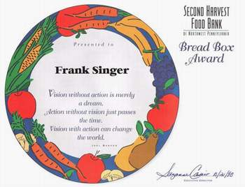 Bread Box Award